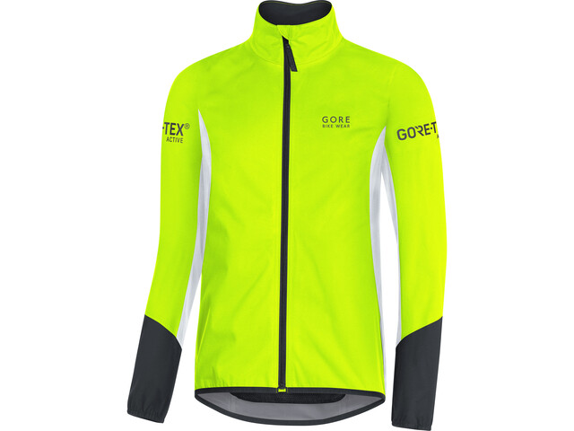 GORE BIKE WEAR Power GTX Giacca Uomo giallo